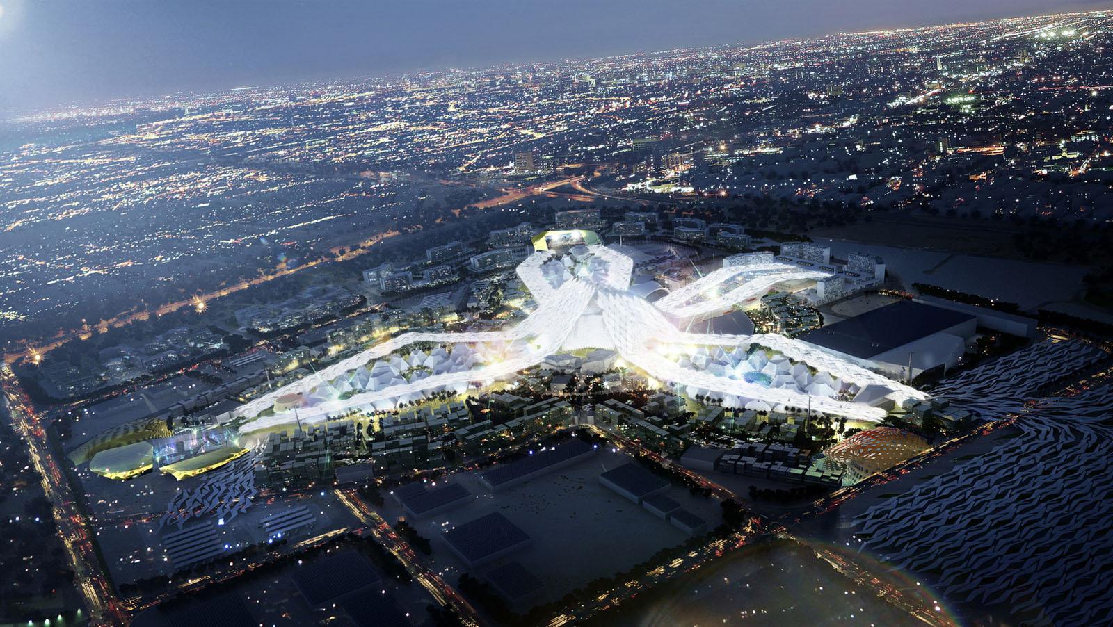 Téma - Svetová výstava World Expo 2020 v Dubaji • stavba-az ...